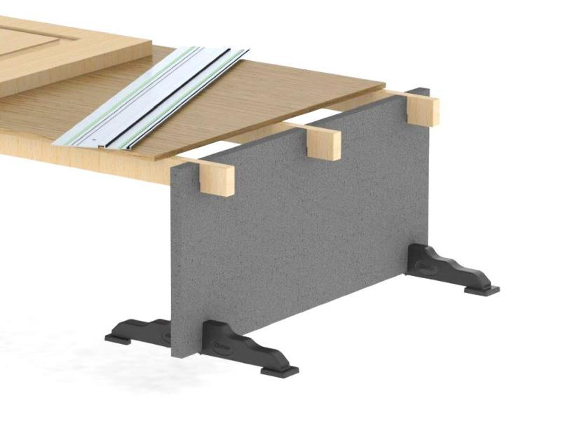 Magic Gripper Bench