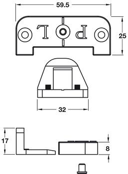 Panel Lock Dimensions