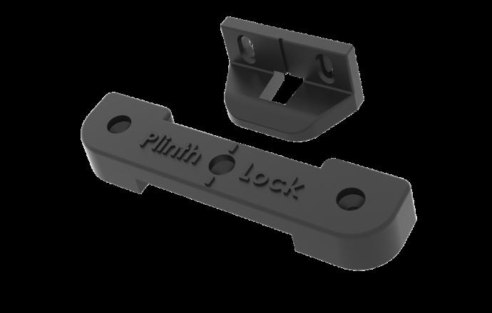 Pro-fit Plinth lock png