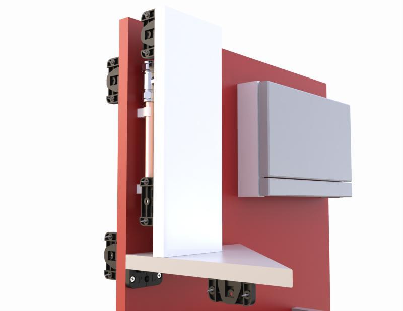 Pro Fit Panel Lock